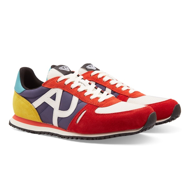832802bfa14c5 Armani Jeans Shoes, Multi Coloured Sneakers for Men at Thecollective.in