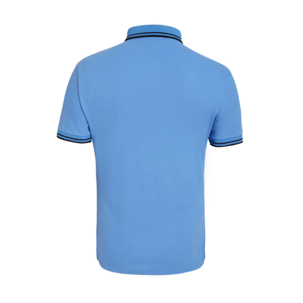 versace jeans tipped polo t shirt