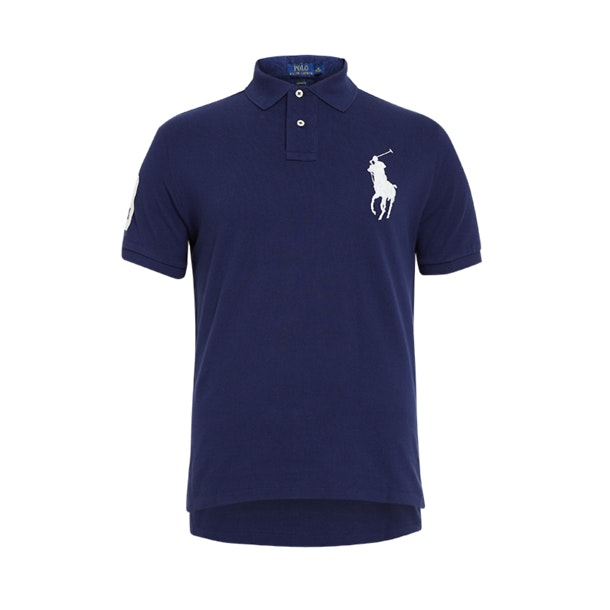 f2b6d562 Polo Ralph Lauren Polos, Navy Polo T-Shirt for Men at Thecollective.in