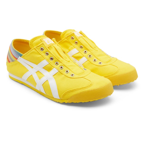 info for c86fb b8ca2 Onitsuka Tiger Shoes, Yellow Mexico 66 Paraty Shoes for Men ...