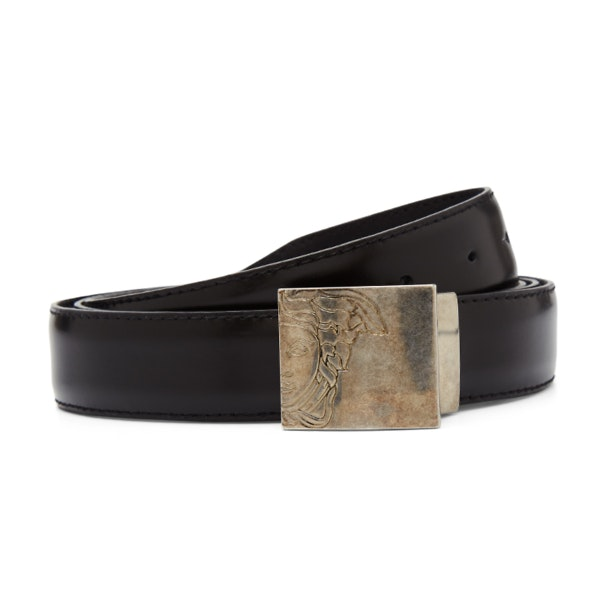 f8e80097b0 Versace Collection Belts And Buckle, Medusa Square Buckle Belt for ...