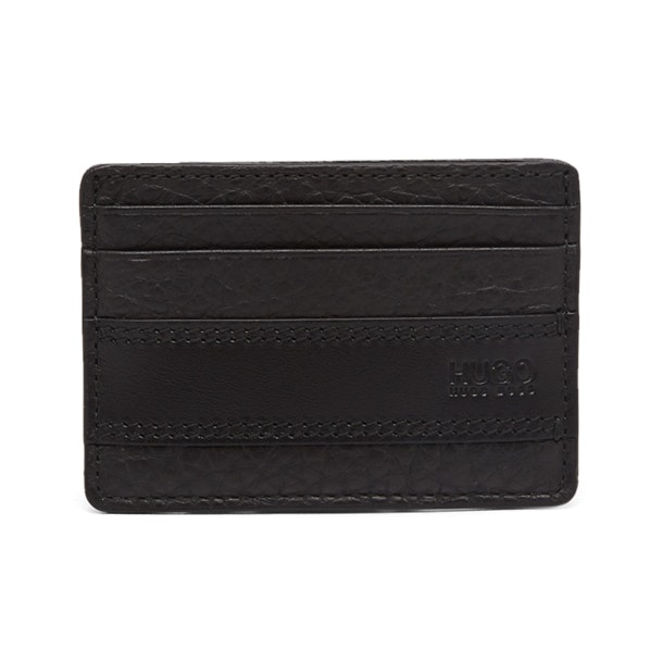 c1084836cdb1 Hugo Wallets, Black Neoclassic Money Clip And Card Holder for Men at ...