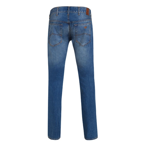 12a92178 Armani Jeans Jeans, Medium Wash Jeans for Men at Thecollective.in