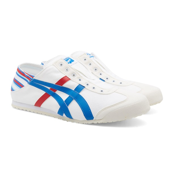c8b9c685b5 Onitsuka Tiger Shoes, White Mexico 66 Paratay Sneakers for Men at ...