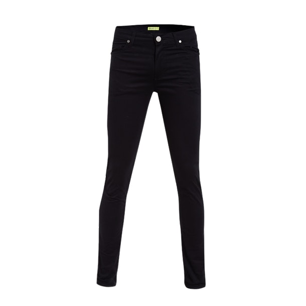 d756fcea Versace Jeans Jeans, Black Non Denim Pants for Men at Thecollective.in