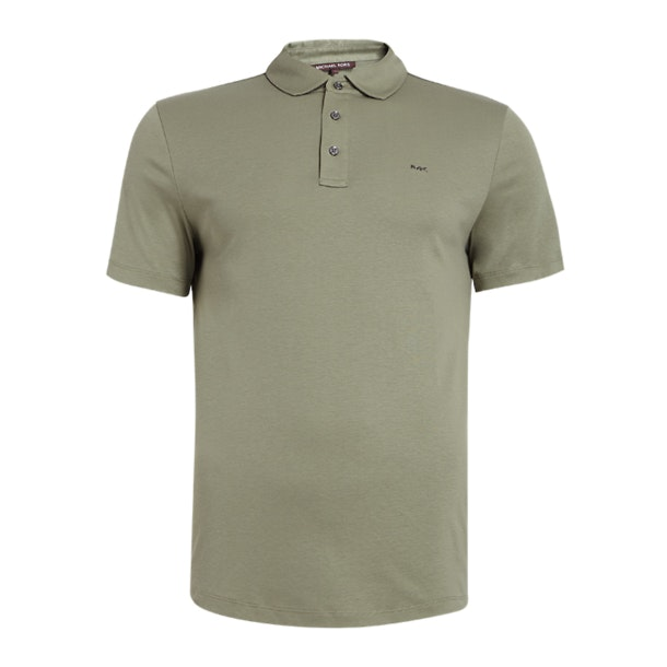 6c0aa24c Michael Kors Polos, Olive Polo T-Shirt for Men at Thecollective.in