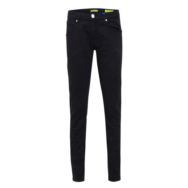 f6fbc586795af7 Versace Jeans Jeans, Black Non Denim Pants for Men at Thecollective.in