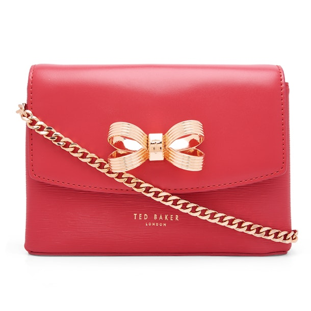 4587f54871b Ted Baker Bags, Pink Bow Cross Body for Women at Thecollective.in