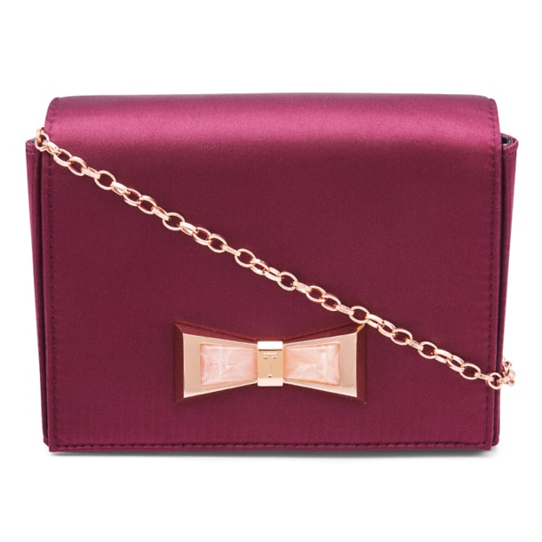 1d545a58036c Ted Baker Bags, Wine Geometric Crossbody Bag for Women at ...