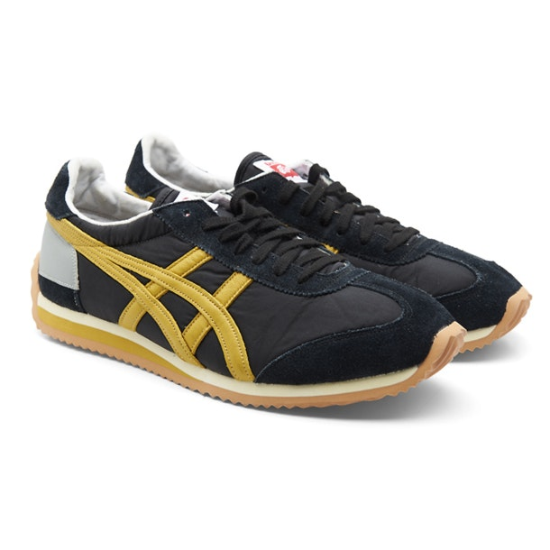 online store ce233 e9548 Onitsuka Tiger Shoes, Black Casual Shoes for Men at Thecollective.in