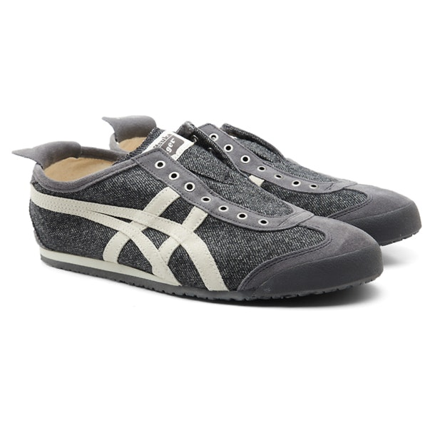 promo code 1db2f 6578b Onitsuka Tiger Shoes, Grey No Lace Casual Shoes for Men at ...