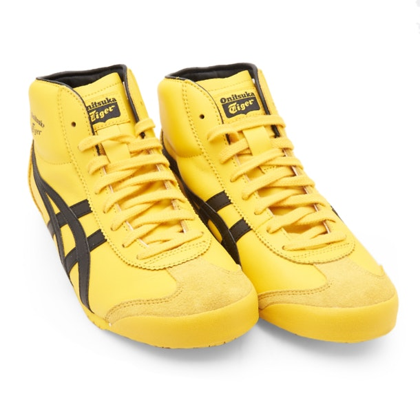 on sale 9234e 36a6c Onitsuka Tiger Shoes, Yellow Mexico Runner Casual Shoes for ...