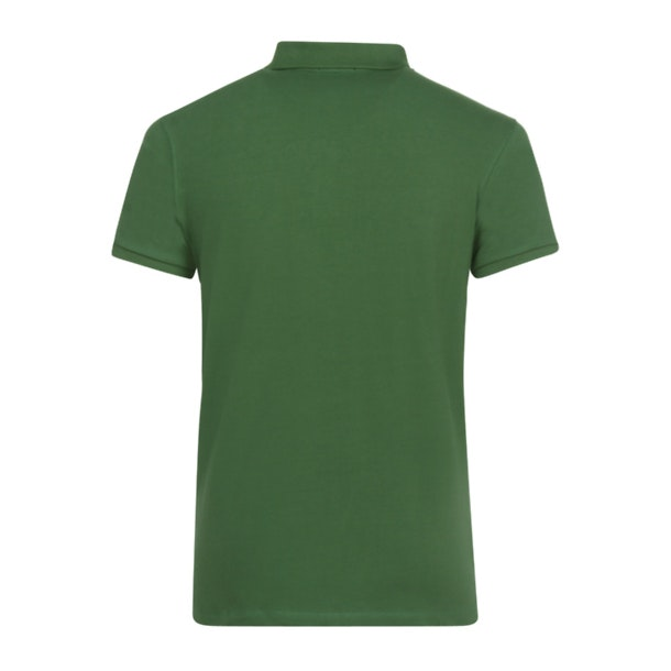 rencontrer f55cb 82bfa Serge Blanco Polos, Green Logo Polo for Men at Thecollective.in
