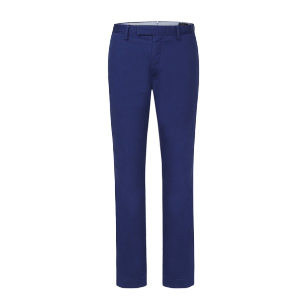 26a1a81e61c2 Polo Ralph Lauren Trousers, Royal Blue Stretch Slim Fit Chino for ...