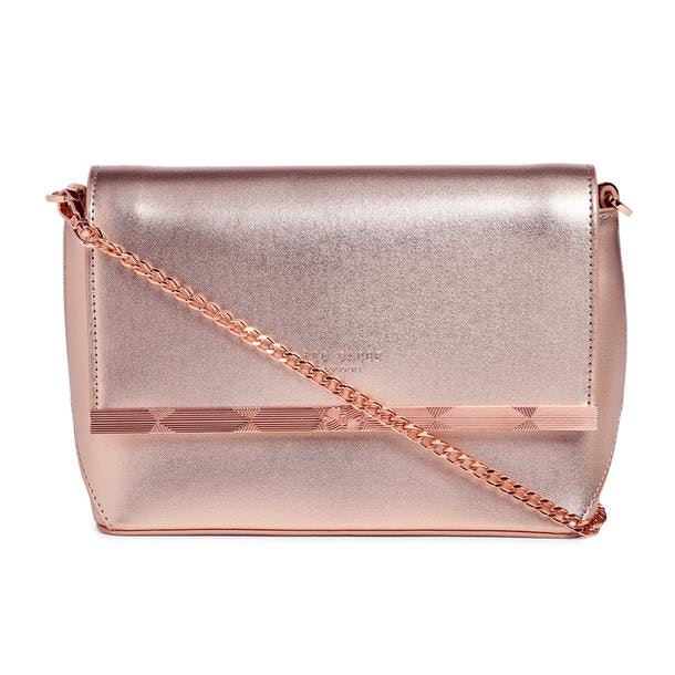 23f57d9f487 Ted Baker Bags, Pink Textured Crossbody Bag for Women at ...