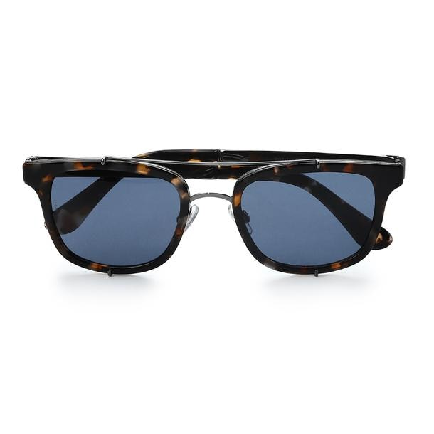 1cc37a7bc8a3 Dolce & Gabbana Sunglasses, Black Animal Print Sunglasses for Men at ...