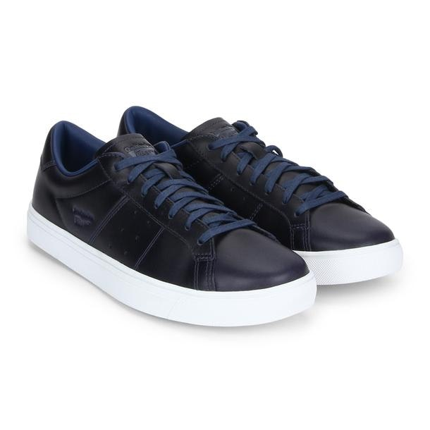 huge selection of e9042 06ddf Onitsuka Tiger Shoes, Dark Blue Casual Shoes for Men at ...