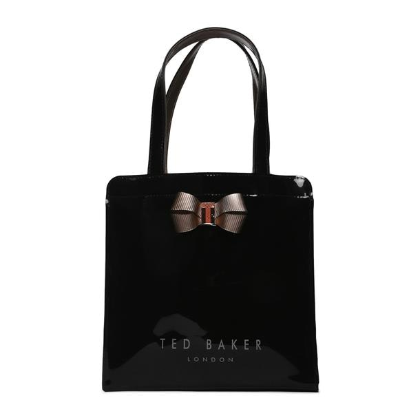 05fb455ef4 Ted Baker Bags, Black Bow Detailed Tote Bag for Women at ...