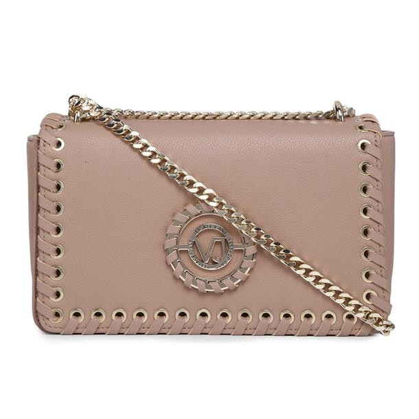 Versace Jeans Bags, Beige Braided Sling Bag for Women at ... f03d5484ec