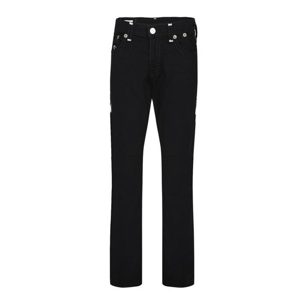 d2bd712ac109 True Religion Jeans, Black Thread Work Jeans for Men at Thecollective.in