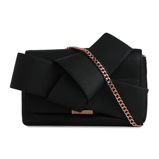 74948d8836 Ted Baker Bags, Black Bow Crossbody Bag for Women at Thecollective.in