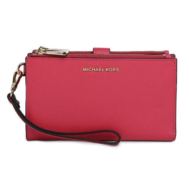 438aff3b05fd Michael Kors Bags, Pink Textured Wallet for Women at Thecollective.in
