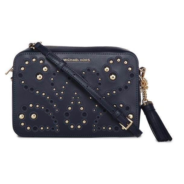 e0ef00886fe9 Navy Embellished Crossbody Bag