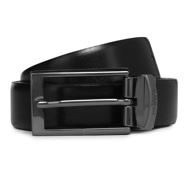 a8680f3a7eb Hugo Belts And Buckle, Black Reversible Belt for Men at Thecollective.in