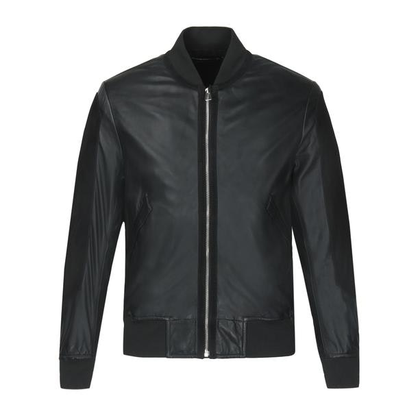 3d9d0468e9c8 Ps By Paul Smith Jackets And Coats, Black Leather Jacket for Men at ...