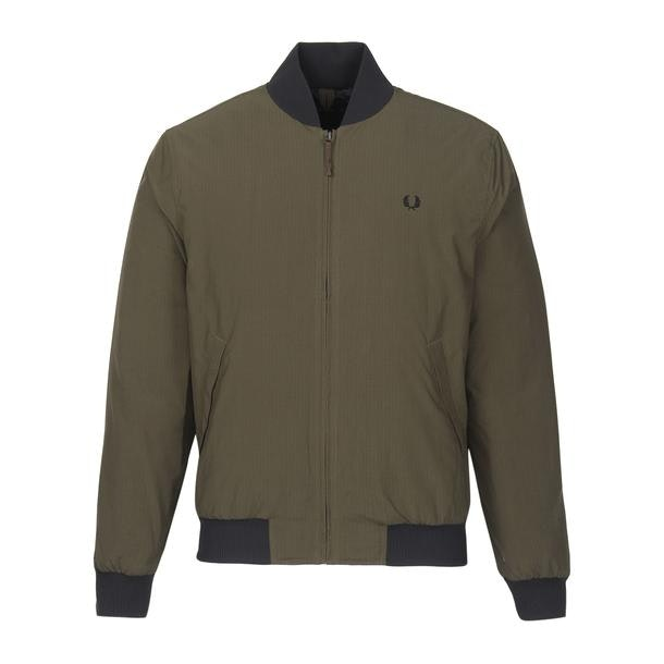 ac347408a Fred Perry Jackets And Coats, Brown Bomber Jacket for Men at ...