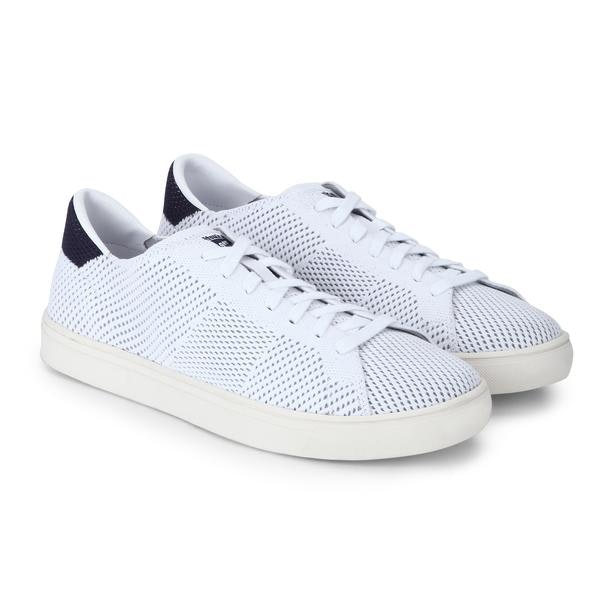 check out 7a83d a23aa Onitsuka Tiger Shoes, White Knit Casual Shoes for Men at ...