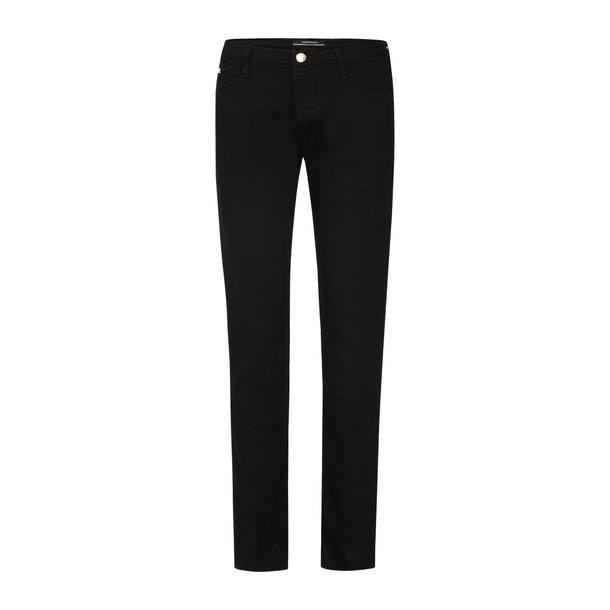 7d731436 Emporio Armani Jeans, Black Button Fly Jeans for Men at ...