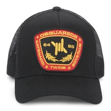 Black Embroidered Baseball Hat 22a823ad067