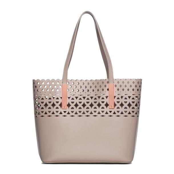 3451ea483ba3e8 Ted Baker Bags, Brown Cutout Tote Bag for Women at Thecollective.in