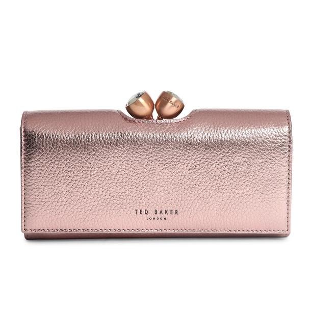 60625491c3ac1 Ted Baker Bags, Baby Pink Clutch Purse for Women at Thecollective.in