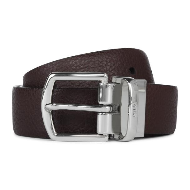ff38d25dfc Polo Ralph Lauren Belts And Buckle, Reversible Dark Brown And Black ...
