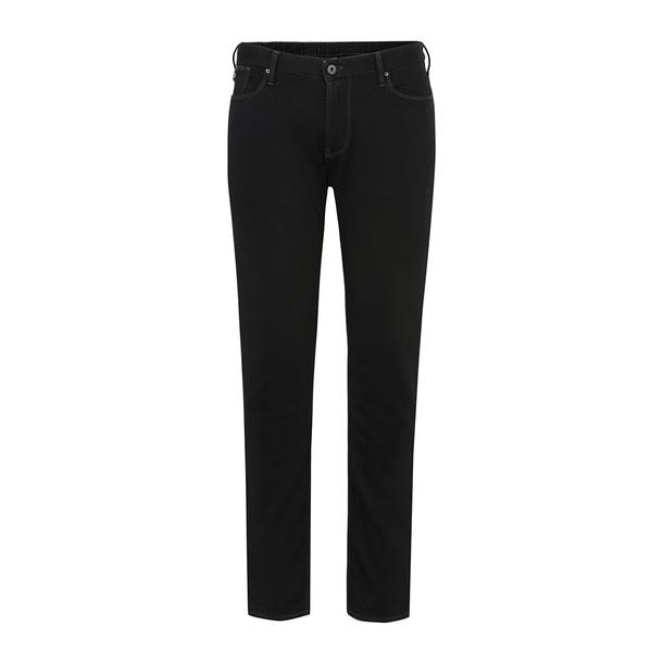 9317285a Emporio Armani Jeans, Black Slim Fit Jeans for Men at Thecollective.in