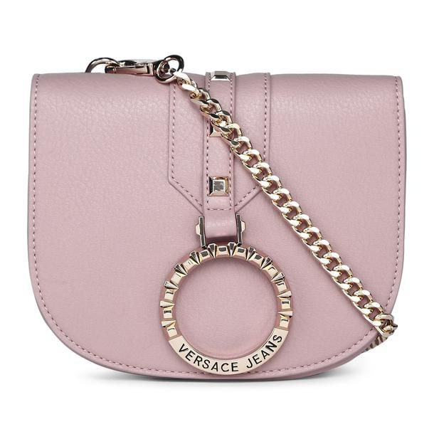 92543b3ce Versace Jeans Bags, Baby Pink Crossbody Bag for Women at ...