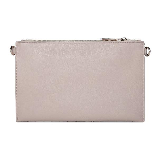 ef8d8d4f56 Versace Jeans Bags, Beige Studded Clutch Bag for Women at ...