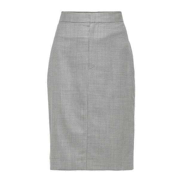 5bfc04f50 Polo Ralph Lauren Skirts, Grey Houndstooth Skirt for Women at ...