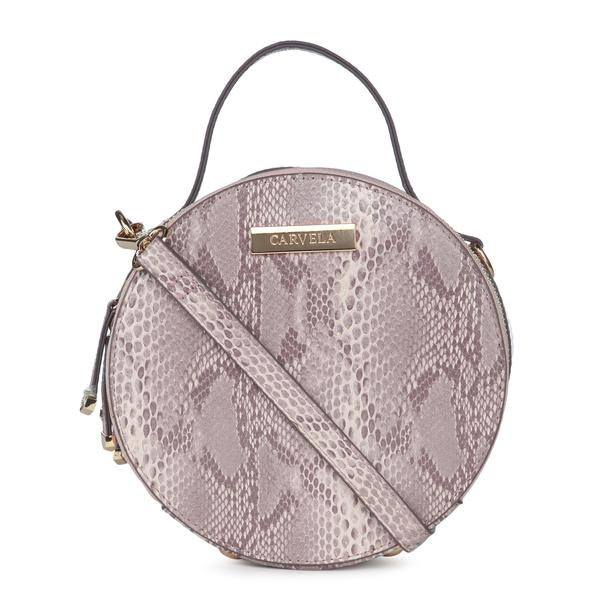 b2dcc4bb8 Carvela Bags, Pink Round Crossbody Bag for Women at Thecollective.in