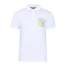 ac5ae69d White Logo Polo. NEW. Versace Jeans
