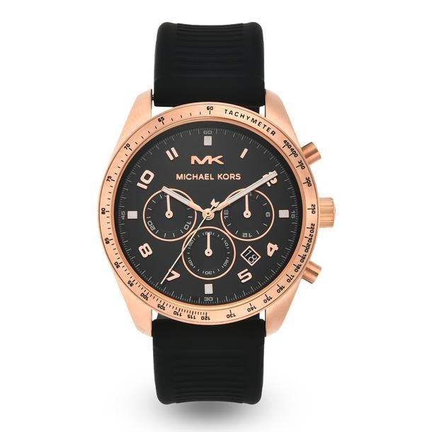 977e69b6754f Michael Kors Watches, Multicolored Chronograph Watch for Men at ...